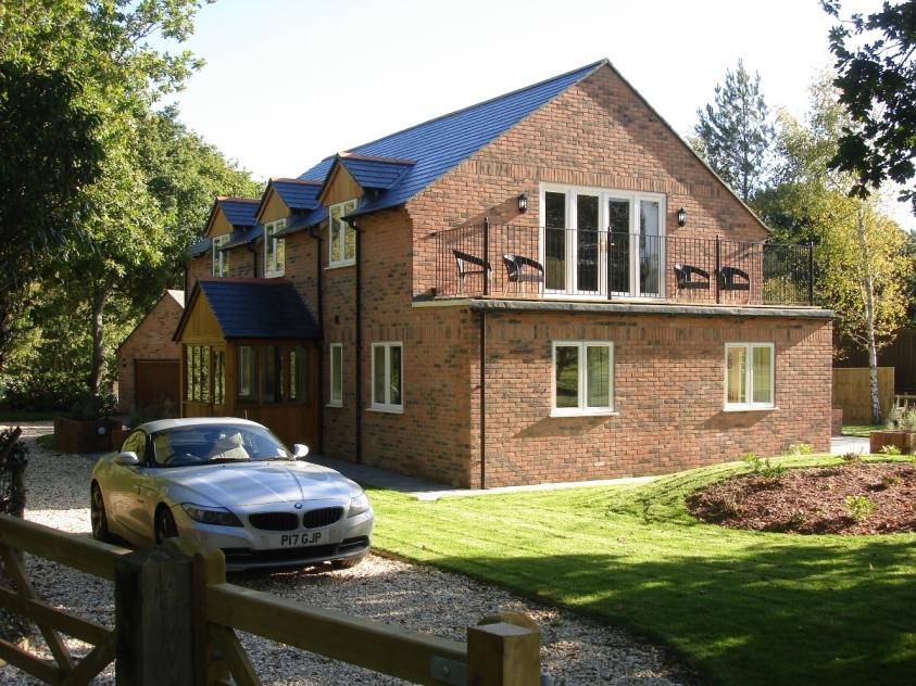 Woodland Cottage Exterior